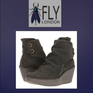 Fly London Yama, Boots for Women